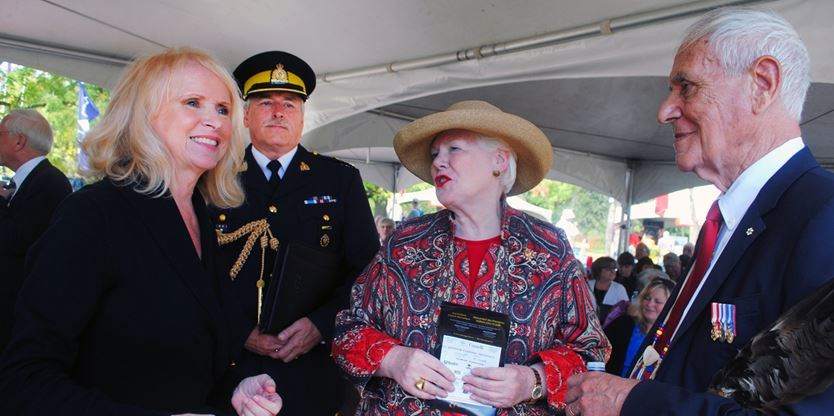 Indigenous monument symbol of 'ancient and enduring' presence: Lt.-Gov. Dowdeswell