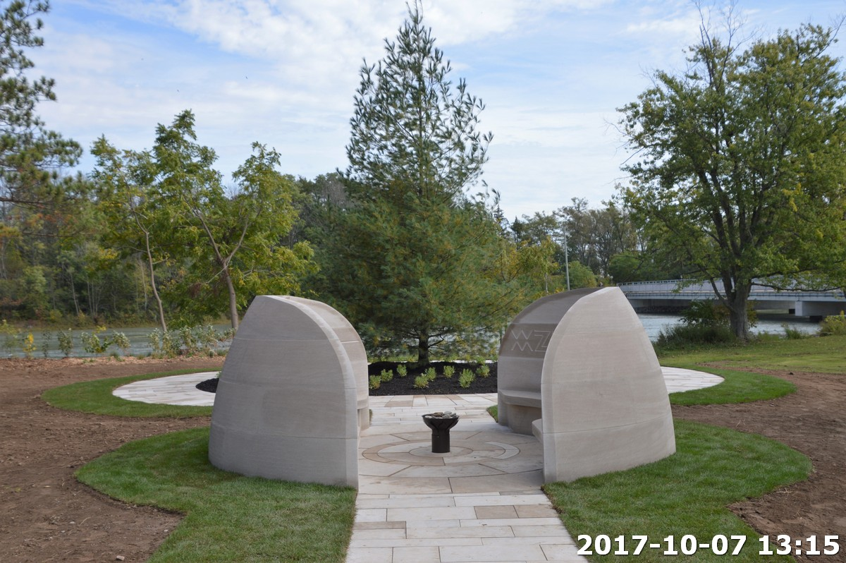 First Nations Peace Monument a Hit!