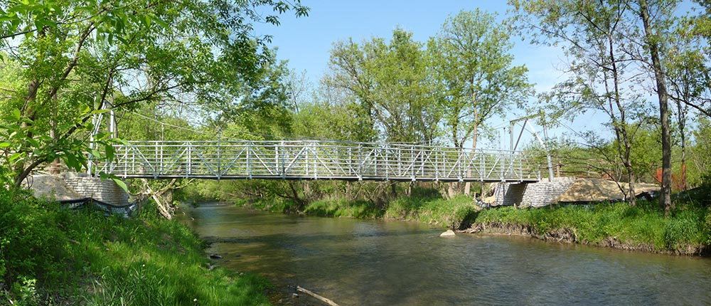 The Bridge at Laura's Crossing
