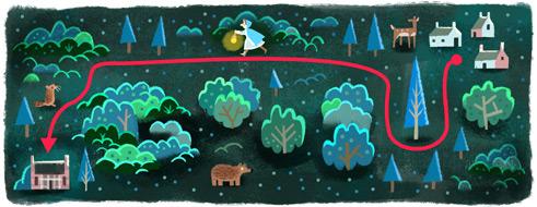 Happy Birthday Google Doodle!
