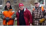 Brian McMullan, Ross MacDonald, and Bryant Prosser