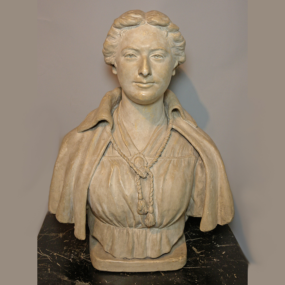 Bust in on Laura at the Niagara Historical Society Museum