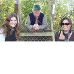 Lori Steglinski, Ross Macdonald, and Leah Bercovitch